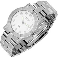 Raymond Weil Parsifal W1 Women's White Dial Stainless Steel Date Watch
