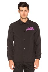 Raised By Wolves X Black Sabbath Master Of Reality Coaches Jacket