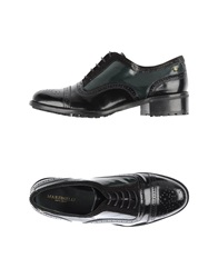 Martinelli Lace Up Shoes Black