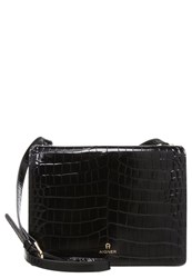 Aigner Ivy Across Body Bag Black