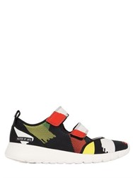 Moa Master Of Arts 30Mm Printed Neoprene And Mesh Sneakers