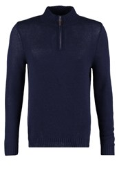Ftc Jumper Blue Violet Dark Blue