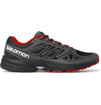 Salomon Sonic Aero Running Sneakers Black