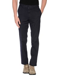 Canali Trousers Casual Trousers Men Purple
