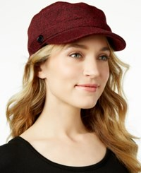 Nine West Cadet Hat Burgundy