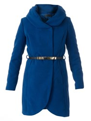 Lavand Elegant Winter Coat Multi Coloured