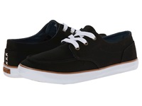 Reef Deckhand 3 Black Women's Lace Up Casual Shoes