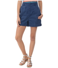 Classic Cotton Pleated Short