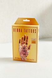 Urban Outfitters Henna Kit Brown