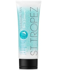 St. Tropez Gradual Tan In Shower Lotion 200 Ml No Color