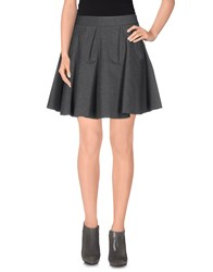 Viktor And Rolf Skirts Mini Skirts Women Lead