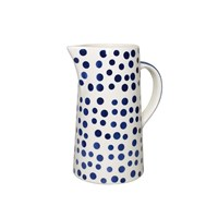 Heal's Ink Dotty Large Jug
