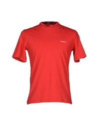 Baldinini Topwear T Shirts Men Red