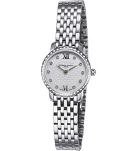 Frederique Constant Fc200whdsd6b Stainless Steel Watch