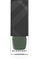 Burberry Nail Polish Cadet Green No.206