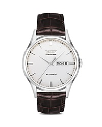Tissot Heritage Visodate Watch 39Mm Silver