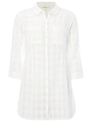 White Stuff Insight Tunic Top White