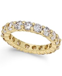 Charter Club Crystal All Around Ring Only At Macy's Gold