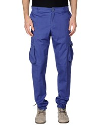 Jijil Trousers Casual Trousers Men Blue