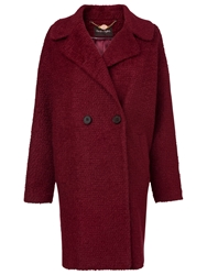 Phase Eight Beatrix Boucle Coat Rust