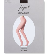 Fogal Opaque Tights Cigar