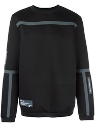 Puma Crew Neck Sweatshirt Black