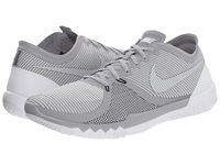 Nike Free Trainer 3.0 V4 Wolf Grey Black White Men's Cross Training Shoes
