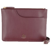 Radley Pockets Leather Medium Across Body Bag Burgundy