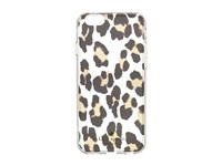 Kate Spade Leopard Clear Phone Case For Iphone 6 Clear Multi Cell Phone Case