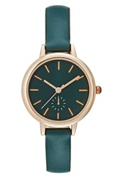 Kiomi Watch Dark Green