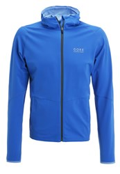 Gore Running Wear Essential Sports Jacket Blue