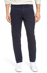 Lacoste Men's Big And Tall Slim Fit Cargo Pants Cosmos