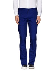 Bikkembergs Trousers Casual Trousers Men Blue
