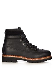 Tabitha Simmons Bexley Leather Ankle Boots Black
