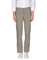 Icon Trousers Casual Trousers Men Grey