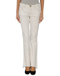 Current Elliott Trousers Casual Trousers Women White