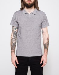 Universal Works Holiday Polo Navy