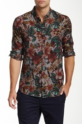 Barney Cools Floral Shirt Multi