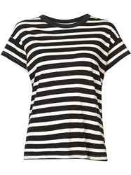 The Great Striped T Shirt White