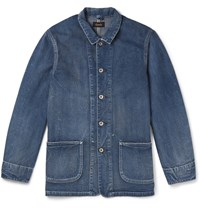Chimala Denim Chore Jacket Blue