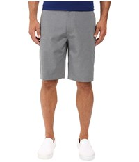 Hurley Dri Fit Heather Chino Cool Grey Men's Clothing Gray