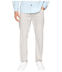 Ag Adriano Goldschmied Graduate Tailored Leg Pants In Sulfur Dapple Grey Sulfur Dapple Grey Men's Casual Pants White
