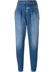 Closed High Waisted Jeans Blue