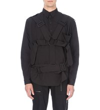 Boy By Boy Bondage Regular Fit Nylon Shirt Black