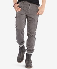 Polo Ralph Lauren Men's Straight Fit Cargo Jogger Pants Vintage Grey