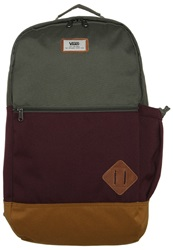 Vans Van Doren Ii Rucksack Anchorage Colorblock Oliv