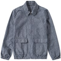 A.P.C. Florida Jacket Blue