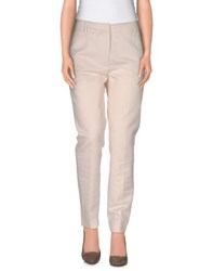 Moschino Cheap And Chic Moschino Cheapandchic Trousers Casual Trousers Women Beige