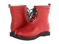 Ilse Jacobsen Rub 2 Red Women's Lace Up Boots