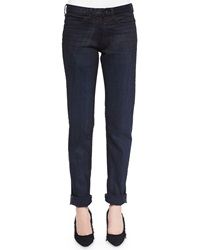 Helmut Lang Dirty Indigo Wash Relaxed Denim Jeans